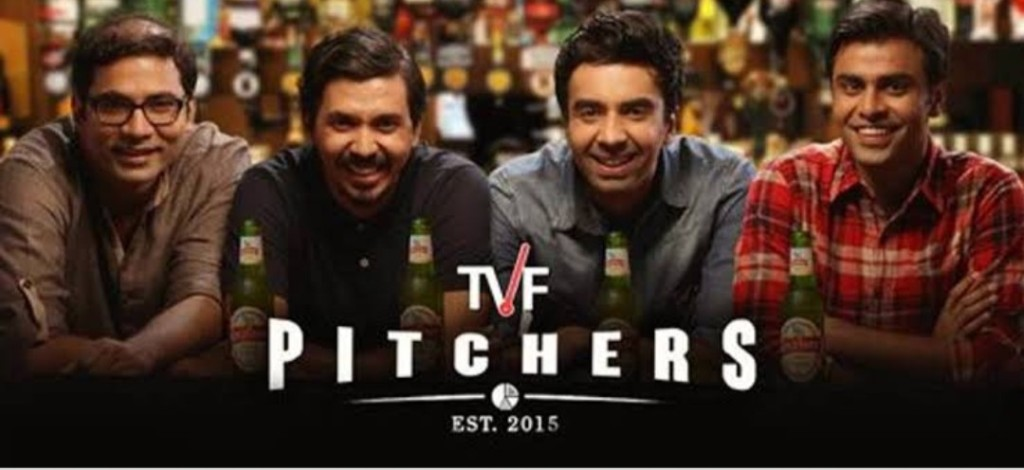Pitchers poster from TVFplay