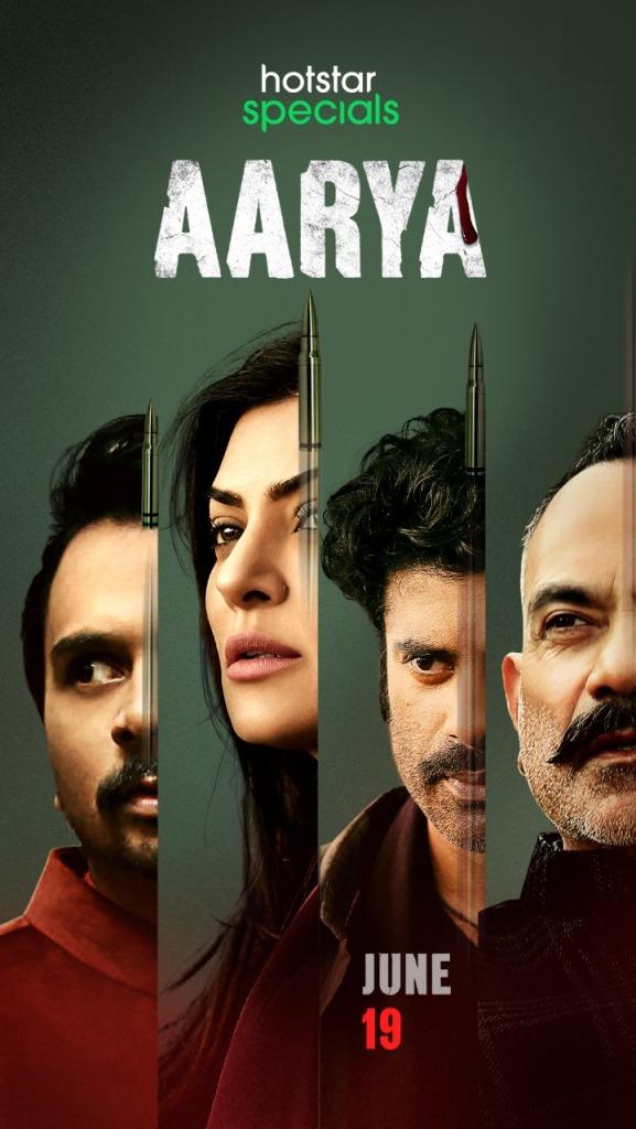 Aarya on Zee5