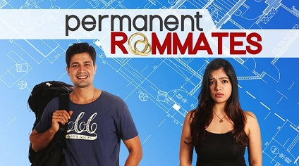 Permanent roommates poster from IMDB